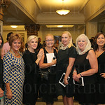 The event planning committee: Maryann Dallenbach, Lynn E. Rapp, Susan Monsour, Christy Haas ,Sharon Sparrow, JoAnna Freels and Kim Gorski.