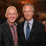 Gary Hirsch and Mayor Greg Fischer.