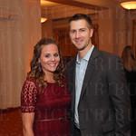 Melissa and Hunter Dawson.