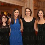 Jessica Malleo. Emily Wickerham, Emily and Julie Massoth.