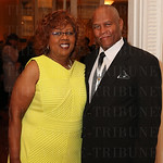 Denise Gray and Ronald Hunter.