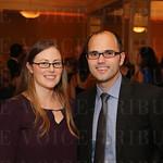 Alisha and Jonathan Pena.