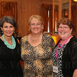 Lisa Brosky, Sherry Wyleta and Michelle Giese.