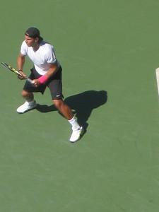 Nadal P5 practice aerial shots (20)