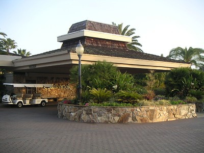 Saddlebrook Tennis Academy Entrance