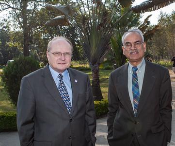 Jim Wyant & Vini Mahajan