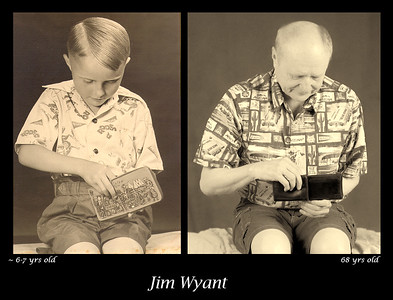 Jim Wyant Wallet