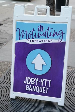 JDBY-YTT Annual Dinner-February 25, 2018