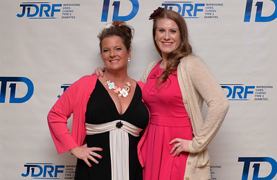 JDRF Gala Step and Repeat
