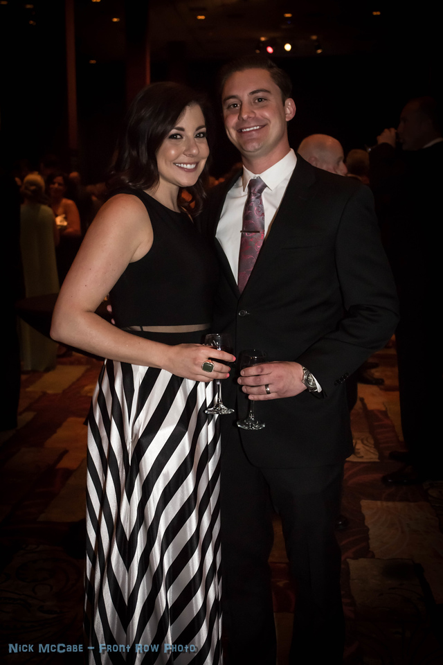 Tara Trovato and husband Kyle Burgess