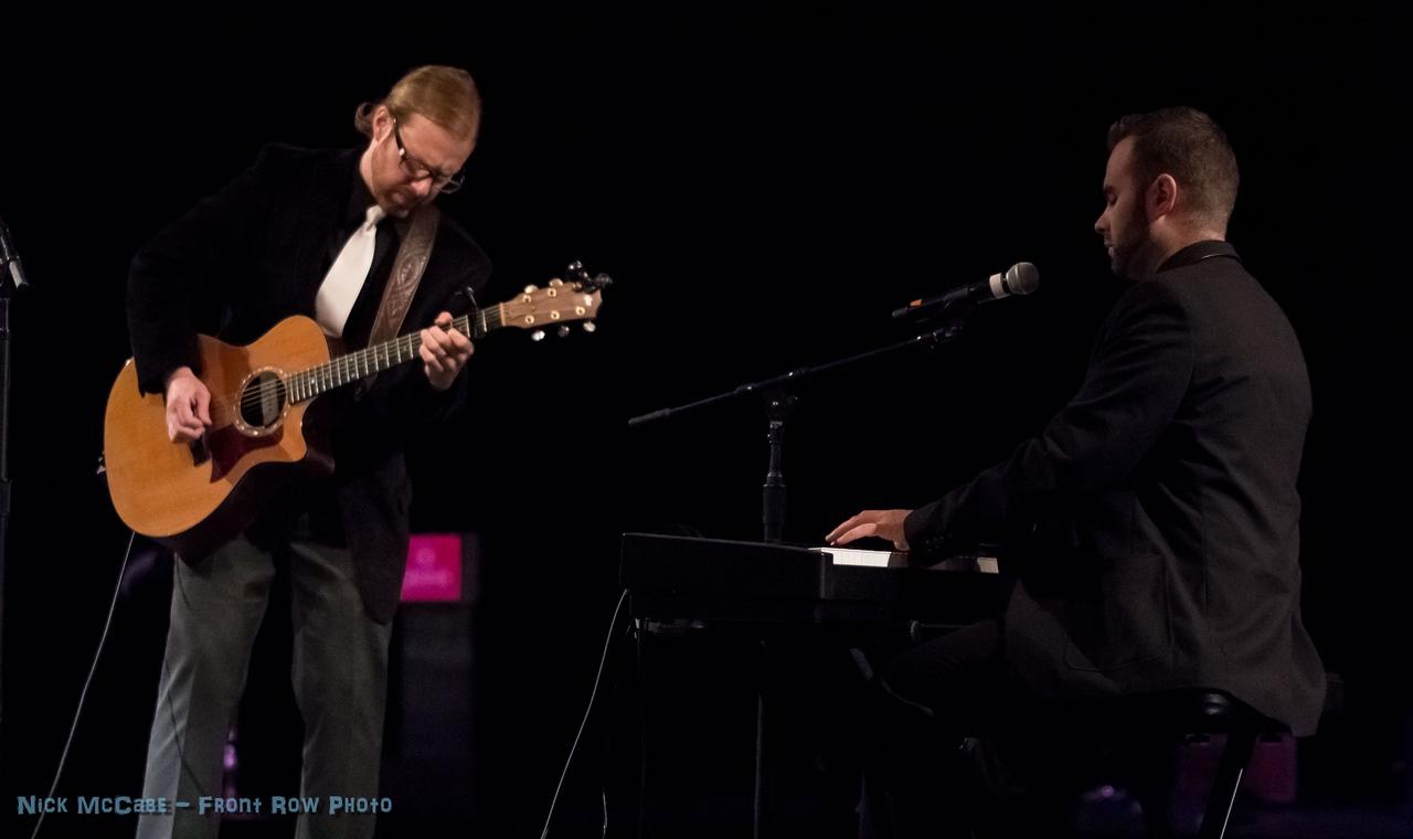 Joel and Eric