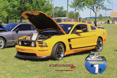 JDRF car show -6-24-17-Rising Sun,Oh