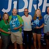 Thursday night's awards for top fundraisers