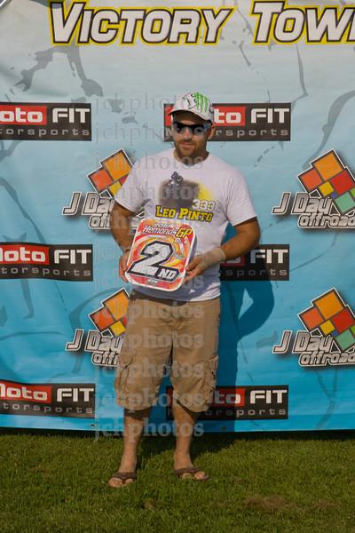Podium JDay Hemonds GP Rd. 8 2012