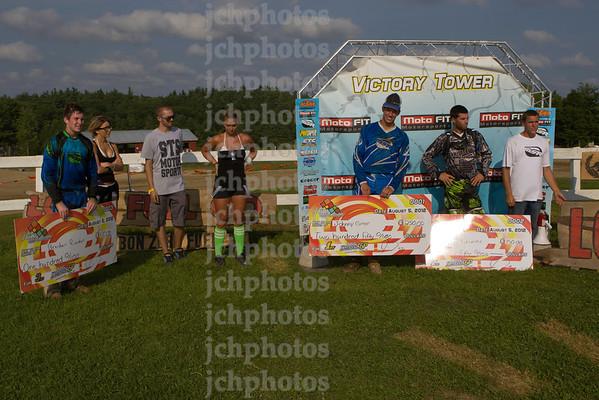Podium JDay Hemonds GP Rd. 9 2012