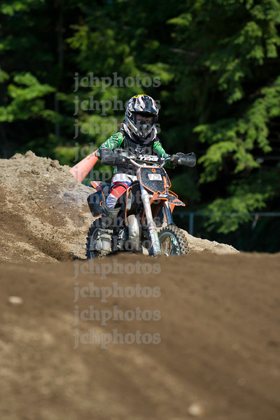 Heat 1 Jday MX 101 GP Rd 7 2012