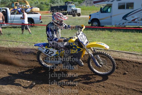 Heat 11 Jday MX 101 GP Rd 7 2012