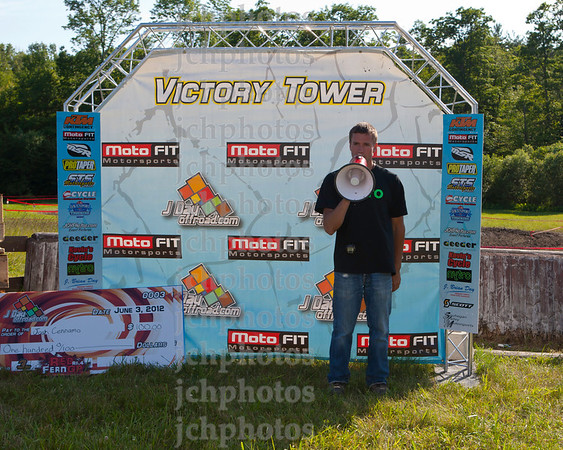 Podium Jday Red Fern GP Rd.4 2012