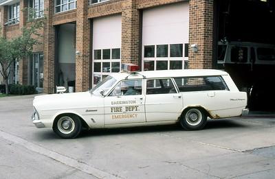 BARRINGTON FD CAR