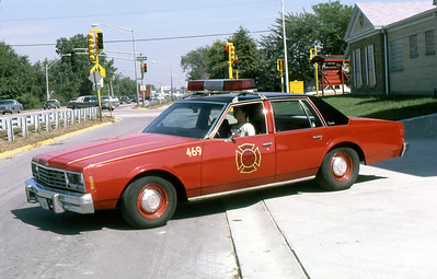 HOMETOWN FD  CAR 469