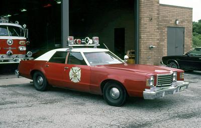 HOFFMAN ESTATES FD  CAR 803