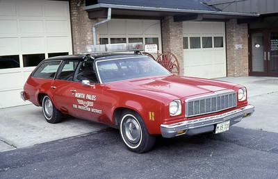 NORTH PALOS FPD  CAR 806