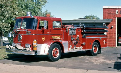 BERWYN FD  ENGINE 91  1965  SEAGRAVE   1000-300