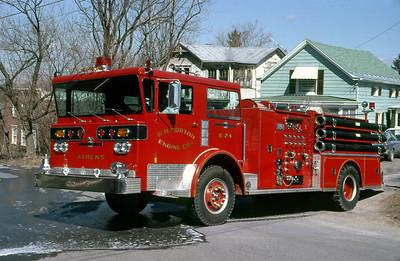 ATHENS FD NY  EGINE  1978  ALFCO PIONEER III   1250-500