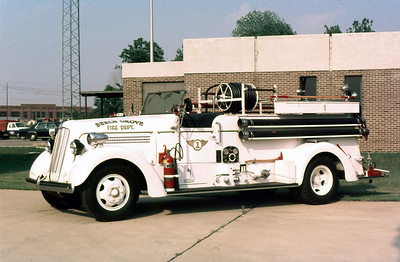 BEECH GROVE FD IN  ENGINE 1  SEAGRAVE