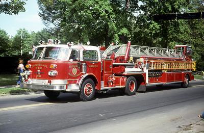 CHELSEA H& L CO NYACK NY  LADDER 10-98  1978  ALFCO CENTURY   100' TDA