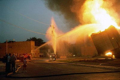 OGLE - LEE FPD  BURN DOWN  PHOTO 2