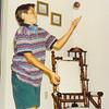 19. Solo juggling