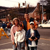 3. Outside the stadium on 10th (Bear Bryant Drive). Guess I wore orange to show my Tennessee pride.