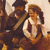 2. We were living in Greeneville, and had participated in their 200th celebration. Jeremiah was in a parade, the reason for his having a great costume (his grandmother Pyron made).