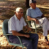 17. Uncle John Barr and Uncle Bus Barrett.