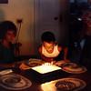 2. Cake at mom's.