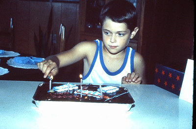 Jeremiah's Birthdays 1987