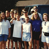 16. This picture was in the scrapbook with the others, so I included it here. I think it was a church youth group trip.