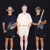12. About 1994, my clone, Jeremiah, and Granddad wanted to pose with me.