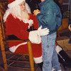 7. Santa said he had to frisk me prior to asking me what I wanted for Christmas, about 1989.