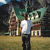 From St Marys we drove north thru Babb, MT, past Chief Mtn, and into Canada to see Prince of Wales Hotel at Waterton.