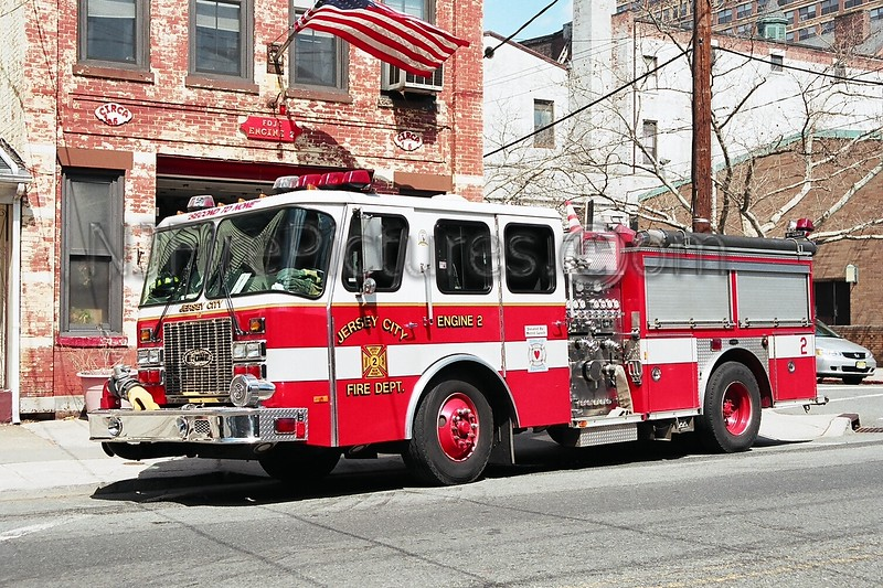 JERSEY CITY, NJ ENGINE 2