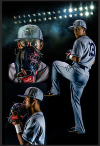 JESSE BASEBALL COLLAGE