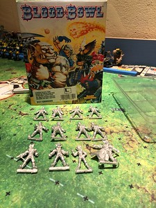 Vampire Blood Bowl Team 50$