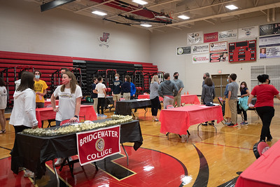 Jefferson Forest High School Spring NCAA Signing