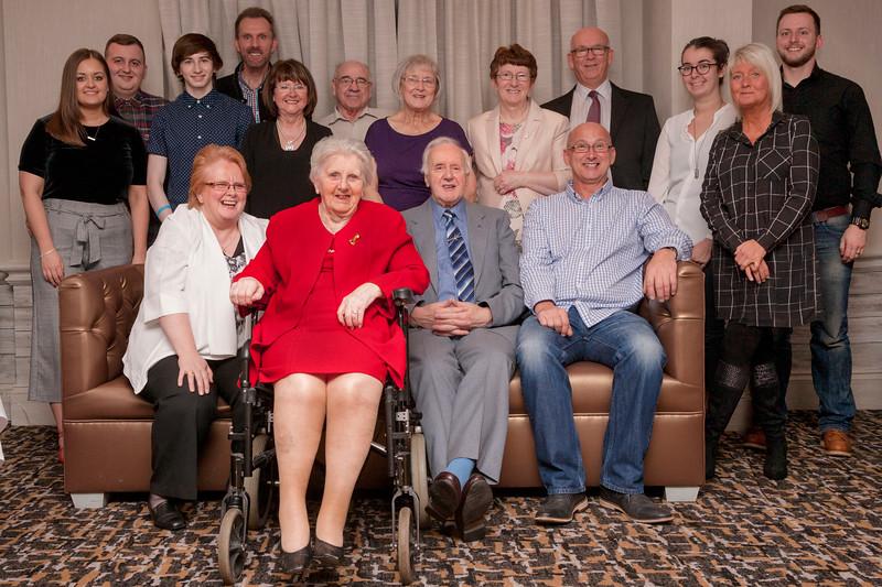 Grandma Friend's 85th Birthday Party 19th Dec 2015