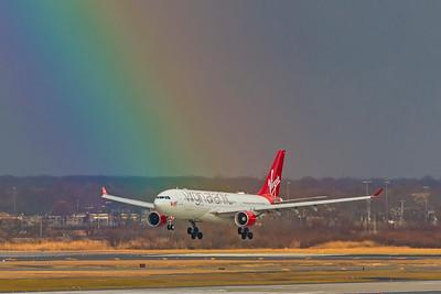 Virgin Atlantic Airways Airbus A330-223 G-VMIK 2-7-19