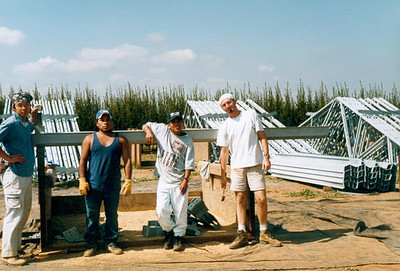 Cravo Construction Team, September 1997
