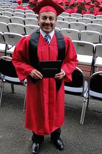 Juan's GED Graduation. June 10th 2011