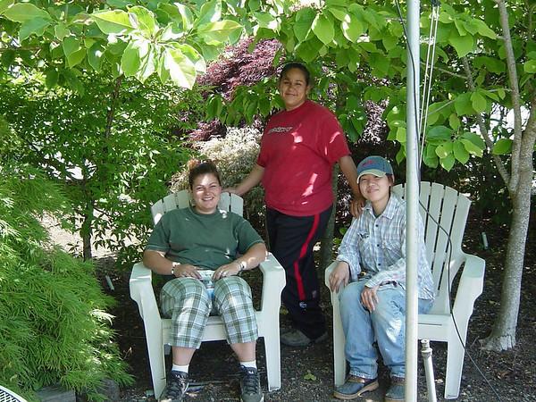 Maria, Juana & Kozue, June 12th 2003